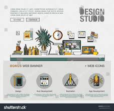 modern flat cartoon technic web design stock vector 472291381