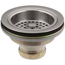 1 1 4 to 1 1 2 sink drain adapter kohler duostrainer 4 1 2 in sink strainer in vibrant stainless k