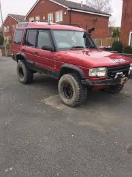 land rover discovery 300tdi off road spares or repair in