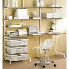 Coffee Melamine Shelves The Container Store