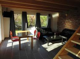Wohn Und Esszimmer In Einem Raum Ferienhaus Deichblick 2 M Sauna Whirlpool Und Motorboot Leer