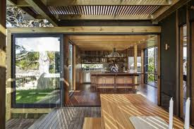 Beach House Designs Summer House Gets Immersed In Nature By Its Unique Design