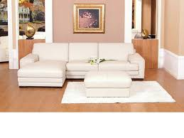 Cream Leather Sofa Set Brown Microfiber Couch Leather Sleeper Sofa Beige Couch Example
