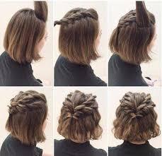 tutorial mengikat rambut kepang tips pintar menata rambut pendek agar tak membosankan fashion