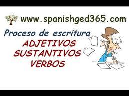 imagenes para colorear y escribir oraciones proceso de escritura sustantivos adjetivos y verbos youtube