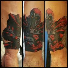 100 magneto tattoo reformed gangster john kenney covered