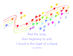 a song in your heart greeting card happy birthday printable card