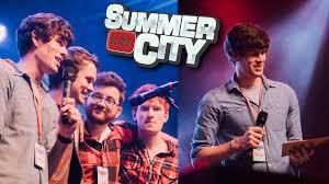 summer in the city 2016 tom burns