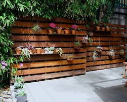 Patio Fence Ideas 21 Best Pallet Fence Images On Pinterest Fence Ideas Back Yard