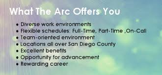 Help Desk Jobs San Diego Nonprofit Jobs U0026 Career Opportunities The Arc Of San Diego The