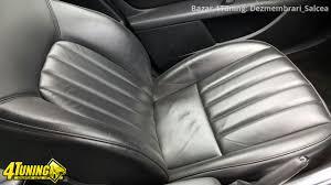 peugeot 407 coupe interior interior piele peugeot 407