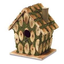 moss bird house wholesale at koehler home decor
