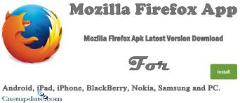 mozilla firefox android apk firefox app version free
