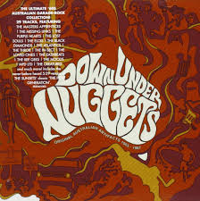 Garage 1217 by Various Artists Down Under Nuggets Original Australian