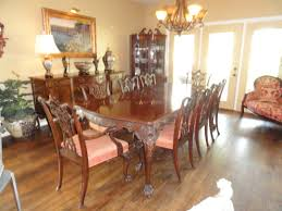 dining room amazing chippendale dining room furniture popular