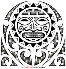 aztec and tattoos hispanic tribal chicano and