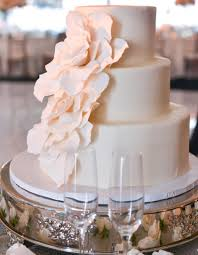 simple wedding cake decorations wedding cake ideas small one two and three tier cakes