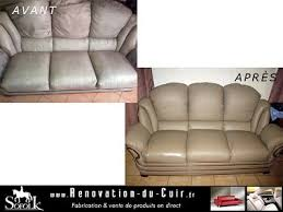 comment renover un canapé en cuir réparation déchirure canapé cuir sofolk