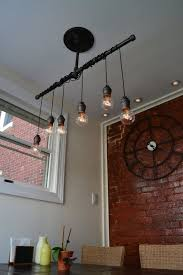Hanging Ceiling Lights Ideas Industrial Hanging Ceiling Lights Battey Spunch Decor