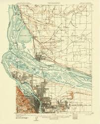Portland Maps Com by Historical Maps Spatialities