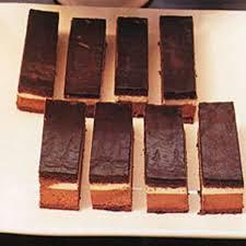 hungarian chocolate mousse cake bars recipe epicurious com
