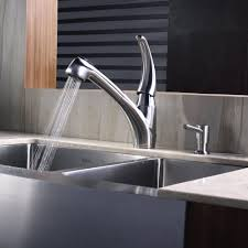 Kitchen Sinks And Faucets Designs Kitchen Luxury Kitchen Sinks Stainless Steel And Kraus Sinks For