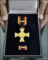 europe germany awards iron cross