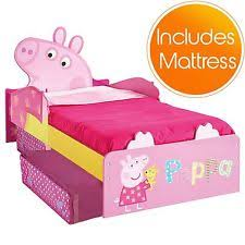 My Little Pony Toddler Bed Peppa Pig Toddler Bed Ebay