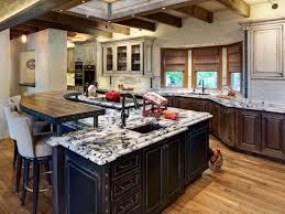 oak kitchen designs granite countertops beautiful wood kitchen countertops hardwood