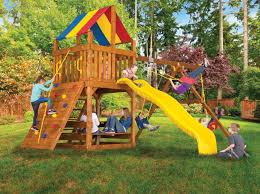 Heartland Swing Set Awesome Outdoor Products