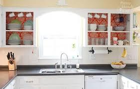 open cabinets kitchen ideas kitchen delightful open cabinet kitchen ideas within best 25