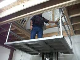 Build A Garage Plans How To Build A Freight Elevator For Your Pole Barn Part 2