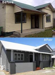 before after facade jpg 1704 2284 house facade curb appeal