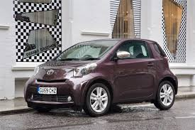 toyota iq 2008 car review honest john