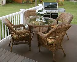 High Top Patio Dining Set Resin Wicker Patio Dining Set Gccourt House
