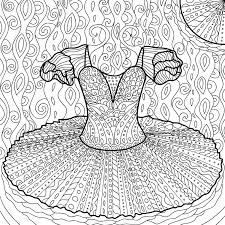 printable coloring page zentangle dance coloring book zentangle
