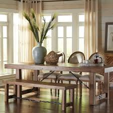 Java Dining Table Eastwood Java 94 5 Dining Table Java Industrial And Decorating