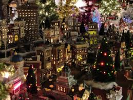 department 56 in the city at olde world flickr