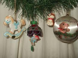 vintage hallmark ornaments kitten