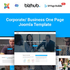 joomla business templates template