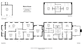 Manor House Floor Plan Chatt Estates U2014 The Manor House