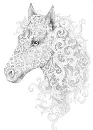 horse colouring colouring sheets art u0026 craft