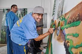 arts in corrections california u0027s creative response to a broken