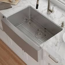 Kitchen Barn Sink Farmhouse Sinks You Ll Wayfair