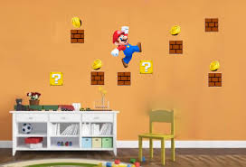 vinilo pared infantiles mario bros decoracion wall stickers vinilo pared infantiles mario bros decoracion wall stickers cargando zoom