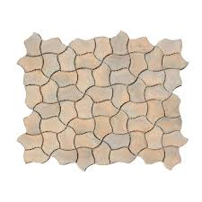Circular Patio Kit by Kit Pavers Hardscapes The Home Depot