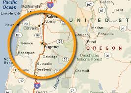 map of oregon eugene psmi parking lot sweeping eugene corvallis albany oregon
