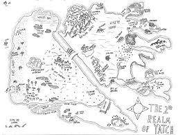 Worlds Map by Dungeon World Map Designed With Dawn Of Worlds Now With The