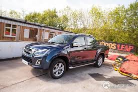 isuzu dmax lifted isuzu unstoppable with new d max rms motoring