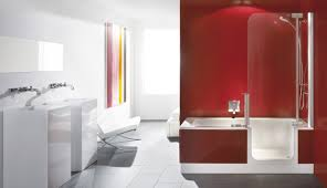 shower walk in bath tubs awesome walk in shower tub combo quote